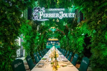 美丽时光巴黎艺术2013年份香槟发布