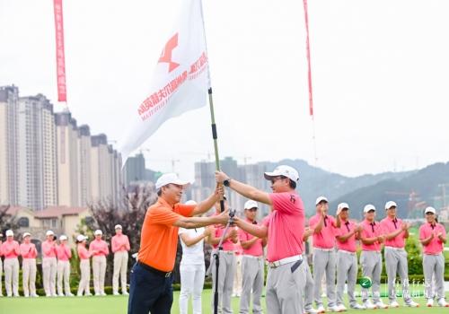 """""""君品习酒·贵州高尔夫精英队""""成立赛首站告捷"""