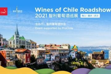 智利葡萄酒第八年中国巡展,发展劲头势如破竹